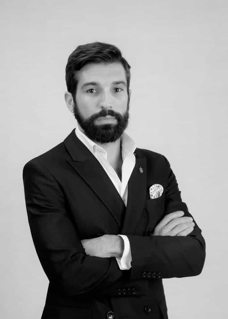 Diogo Gares Reis - Associate - Bonnard Lawson (Shanghai) - International law firm