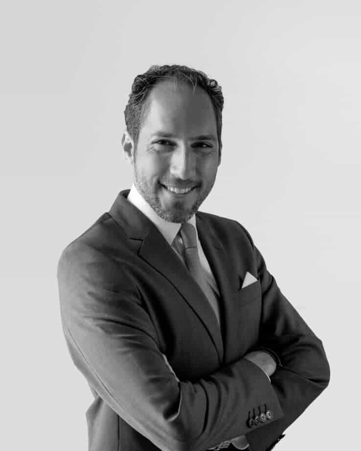 Guillaume Grisel - Partner - Bonnard Lawson (Lausanne) - International law firm