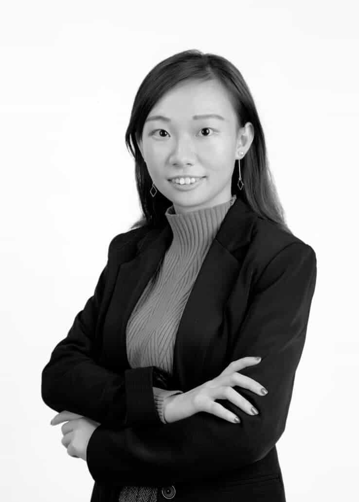 Liv Zhang- Associate - Bonnard Lawson (Shanghai) - International law firm