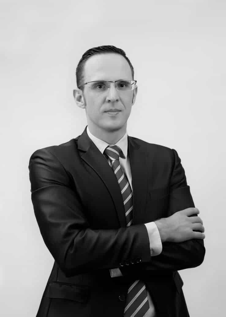 Roger Bischof - Partners - Bonnard Lawson - International law firm