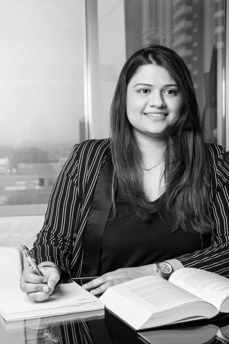 Umaira Choudhry - Associate - Bonnard Lawson (Dubai) - International law firm